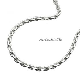 Ankerkette 1,8mm diamantiert
